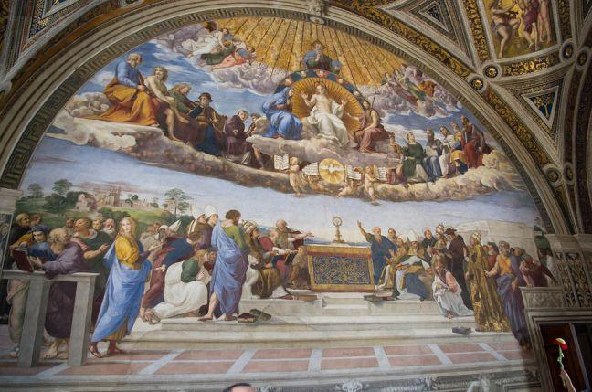 Raphael's_Disputation_of_the_Holy_Sacrament