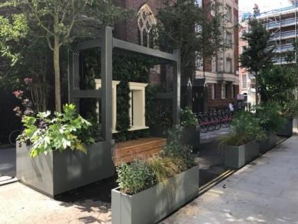 180930 Greening London Wild West End